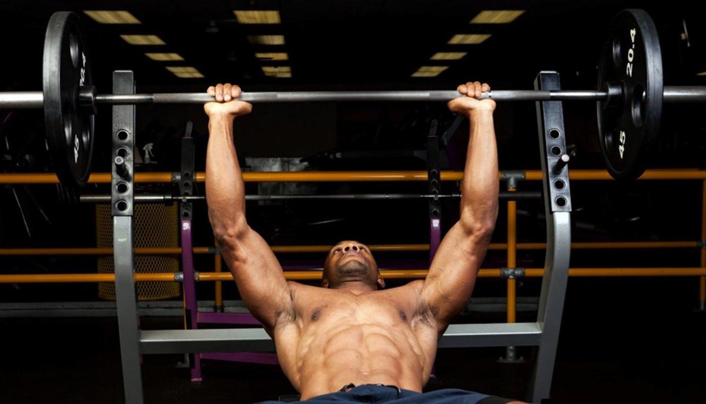 4 vježbe sa šipkom za isklesana prsa!
