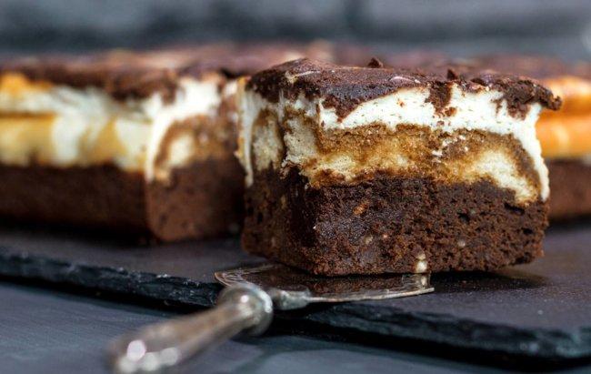 Tiramisu brownie, fit desert koji se ne propušta!