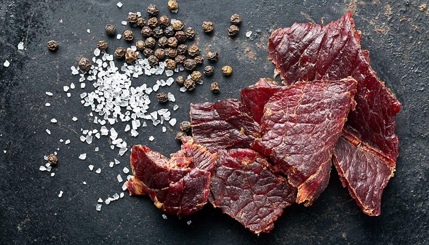 Jerky sušena govedina - Vaš novi omiljeni proteinski snack!