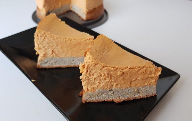 Neki bi rekli neobičan desert, mi kažemo kralj zime Cheesecake od bundeve